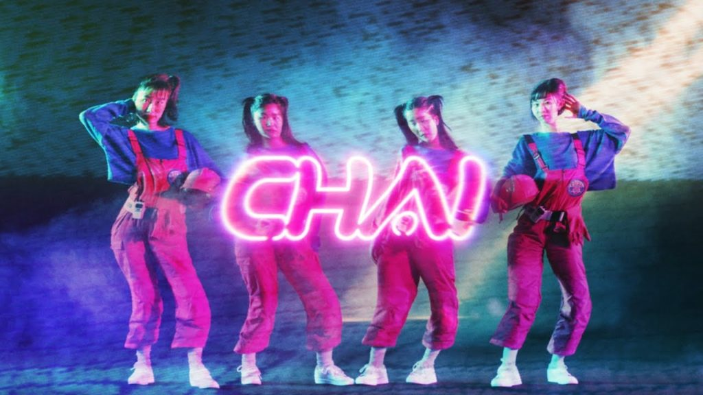 CHAI(チャイ)「GREAT JOB」歌詞の意味とは?
